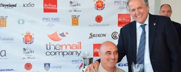 'Juego al golf adaptado por Sergio García'
