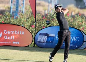 Sebastián García Rodríguez comienza liderando en Sherry Golf