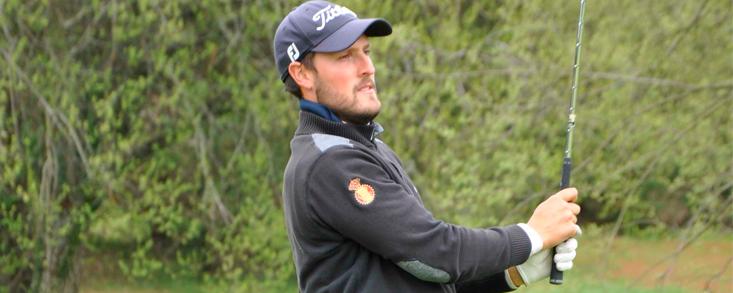 La fiesta del Pro Am del Challenge de España deja buenos detalles en Izki Golf