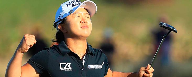 Sei Young Kim confirma la victoria en Florida y alcanza su décimo triunfo