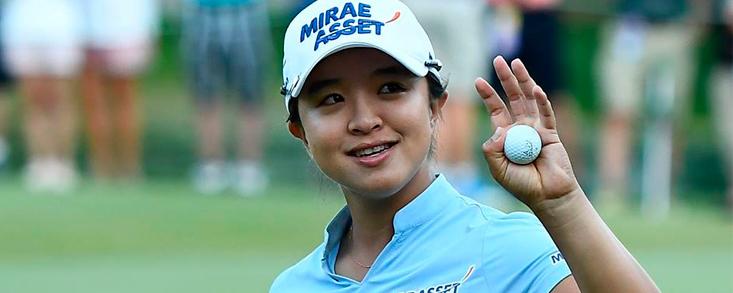 Sei Young Kim y Nelly Korda se disputan el triunfo en la final de la LPGA