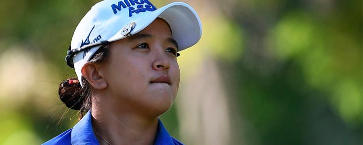 Sei Young Kim se distancia con -16 y cuatro golpes de ventaja