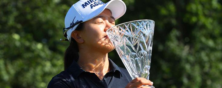 Segunda victoria de Sei Young Kim en menos de dos meses