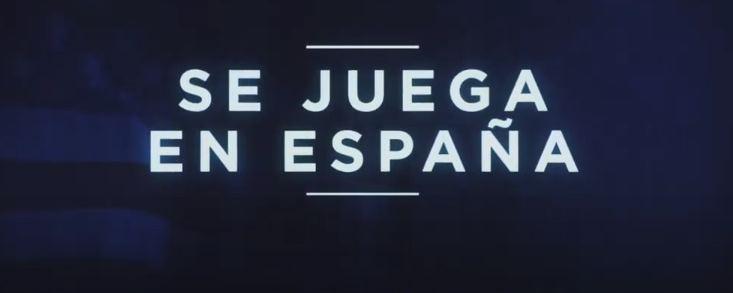 Así es el vídeo oficial de la mejor noticia para el golf español en los últimos años