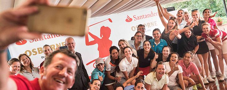 Santander Tour: España 2 - Resto del Mundo 2