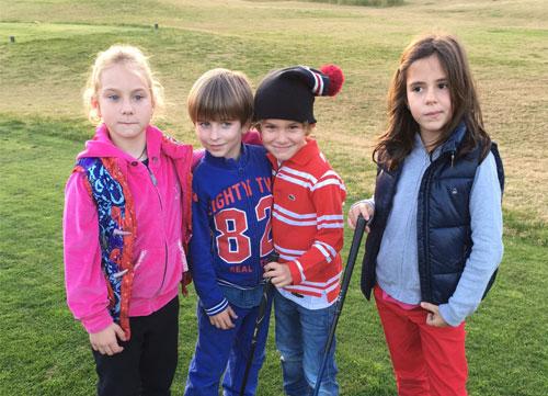 La Sella Golf despide el año fomentando el deporte del golf entre los más jóvenes