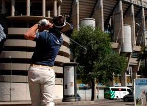 Semana Europea del Deporte, con golf