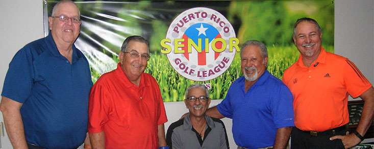La 'llama de la ilusión' en el golf de Puerto Rico