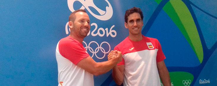 Sergio García y Rafa Cabrera, motivados por la experiencia olímpica