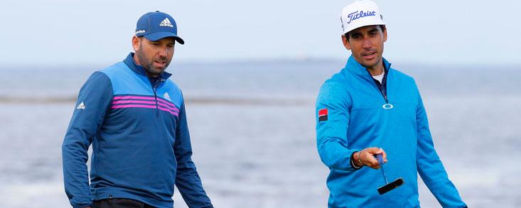 Sergio y Rafa apuntan a la Ryder