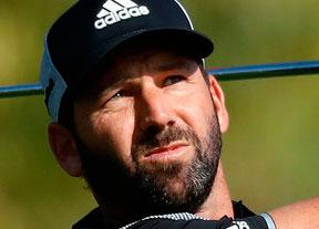 Sale el sol en Dubai y Sergio García refuerza el liderato tras la segunda ronda