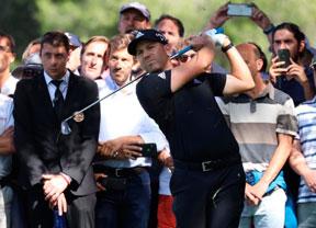 Sergio comienza con dudas tras la primera vuelta