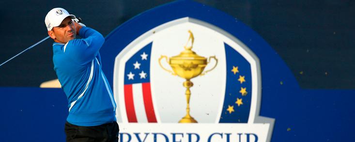 Sergio García: 'Mi principal objetivo este año era estar en el equipo de la Ryder'