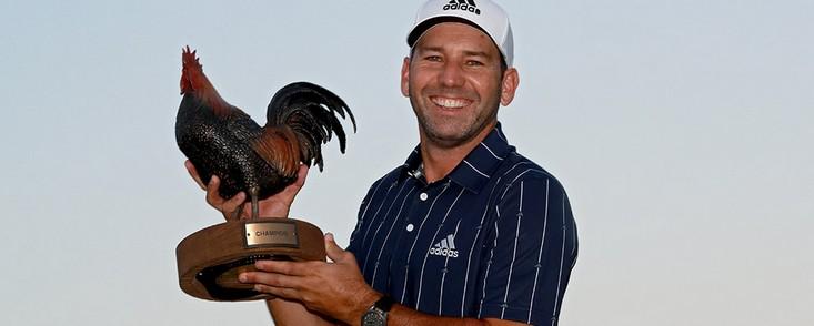 García (-19) logra un triunfo épico, su undécimo en el PGA Tour