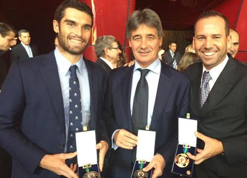 Sergio García: 'Este año todavia no ha terminado y hay mucho que jugar'