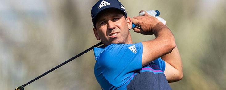 Sergio García regresa al trabajo tras la Ryder Cup en el The CJ Cup
