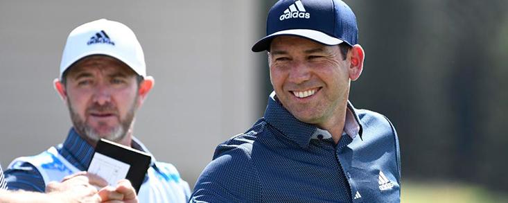 Sergio García recupera sensaciones y firma 66 golpes para salvar el corte en un Sony Open que domina el canadiense Nick Taylor