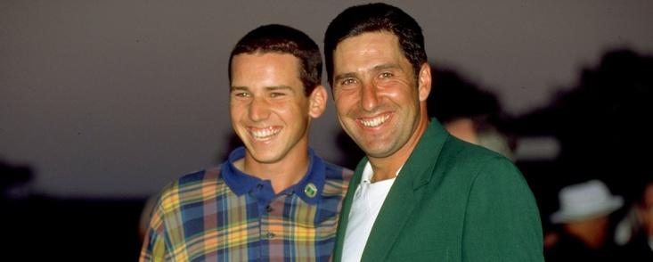35 victorias españolas en el PGA, LPGA y Champions Tour