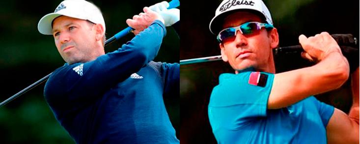 Sergio García y Rafa Cabrera Bello, puntas de lanza de la 'Armada' en el Golf Club Munchen Eichenried