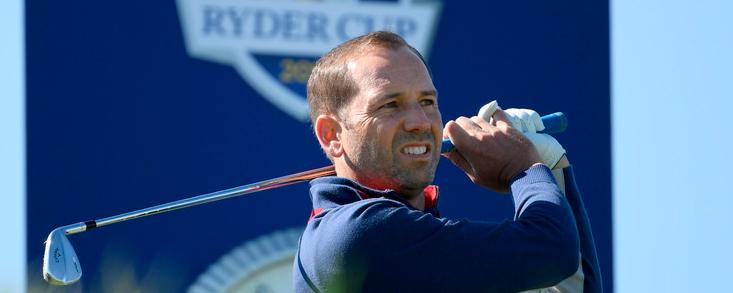 Sergio García, en modo Ryder