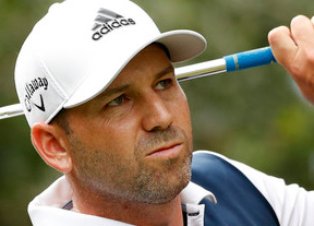 Sergio García sigue líder tras la segunda ronda en Sudáfrica pero tiene a Louis Oosthuizen pisándole los talones