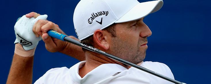 Sergio García hace los deberes con 65 golpes y apunta a la cabeza del torneo