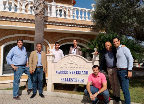 Valencia, sede de la Final del Circuito Seve Ballesteros PGA Spain Tour