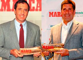 Sergio García será este sábado `Marca Leyenda´ con Ballesteros y Olazábal