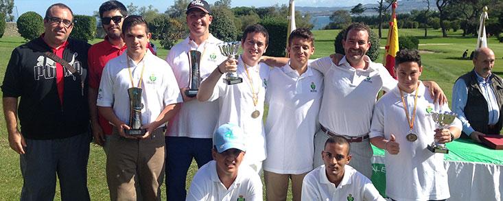 Éxito del Real Club de Golf de Sevilla