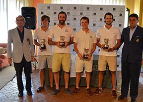 El Real Club Sevilla Golf, campeón del Interclubes masculino de Andalucía