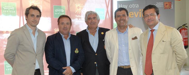 Sevilla abre su golf a toda España