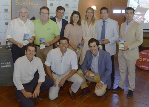 Impulso para la promoción del golf en la provincia de Sevilla