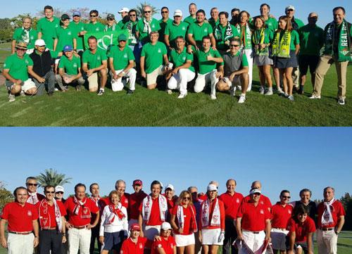El equipo del Sevilla F.C gana en el RCGS