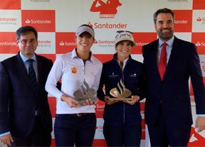 Silvia Bañón y Noemí Jiménez se imponen con autoridad en la prueba de Sevilla