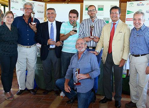 IV Campeonato de Periodistas deportivos de Andalucía