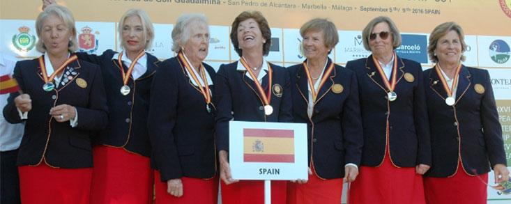 España consigue el bronce