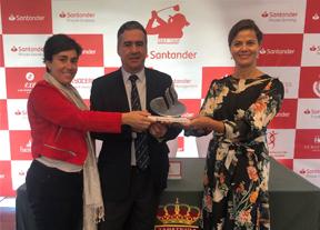Octava parada del Santander Golf Tour en el RCG La Coruña