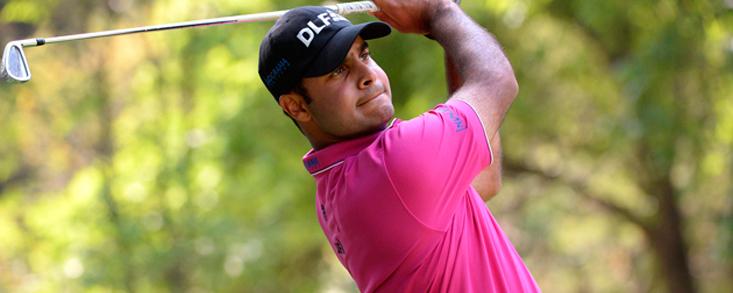 Subhankar Sharma, dos rondas para olvidar y +14