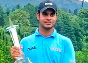 Sharma Shubhankar confirma su primera victoria en el Tour Europeo