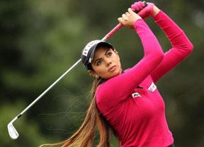 Sharmila Nicolett, la más votada, jugará invitada el ShopRite LPGA