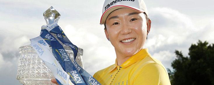 Jiyai Shin consigue la cuadragésimo octava victoria de su carrera