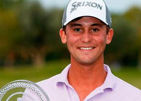 Smylie Kaufman firma 61 golpes y consigue estrenarse en el PGA Tour