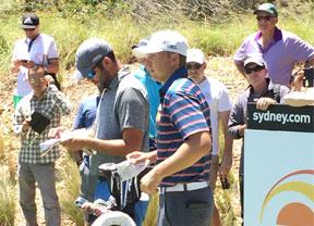 Jordan Spieth y Adam Scott estrellas en el centenario del mejor torneo de golf de Australia
