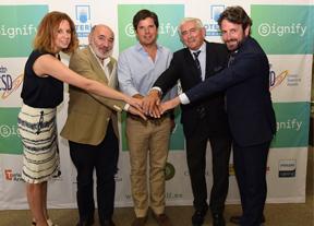El Signify Campeonato de España de Profesionales Masculino sale a escena