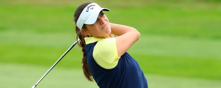 Silvia Bañón arranca tercera en Francia