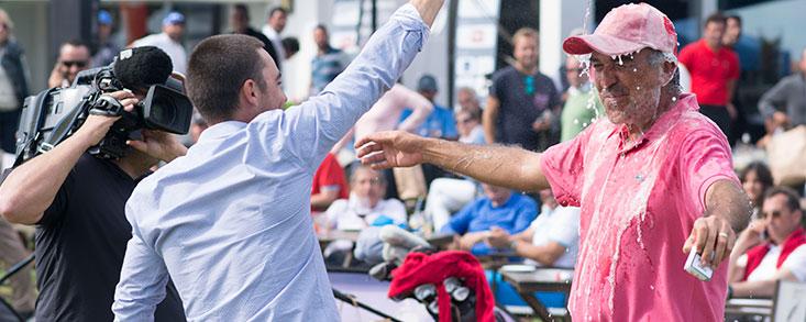 Carlos García Simarro consigue la victoria y sueña con repetir título en su casa