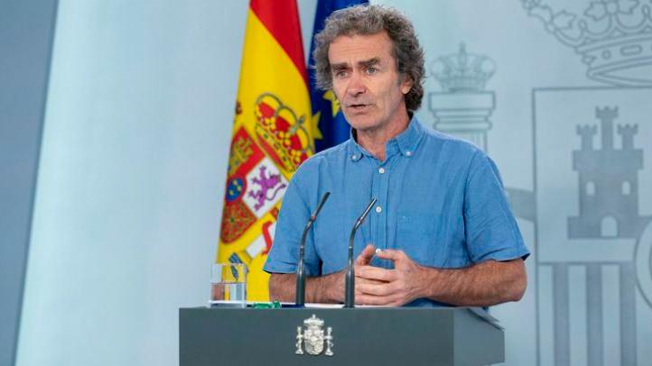 Un juez rechaza una querella contra Fernando Simón