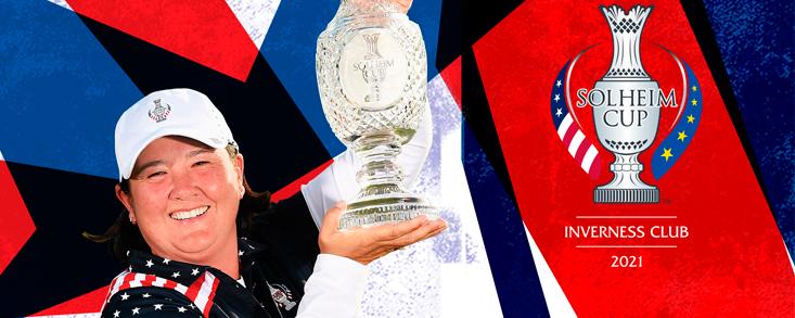 Pat Hurts, capitana de Estados Unidos en la Solheim Cup 2021