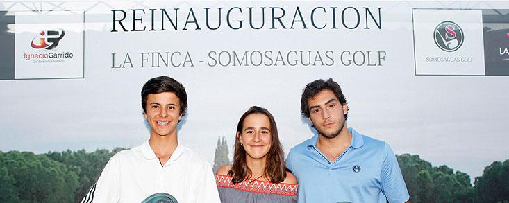 Fiesta de reinauguración en Somosaguas