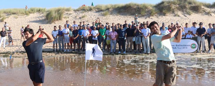 Pedreña acoge la sexta prueba del Seve Ballesteros PGA Tour